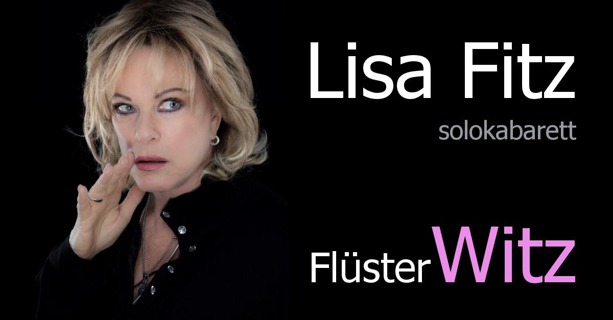 Lisa Fitz | KARTEN VOM 27.03.2020 BEHALTEN IHRE GÜLTIGKEIT