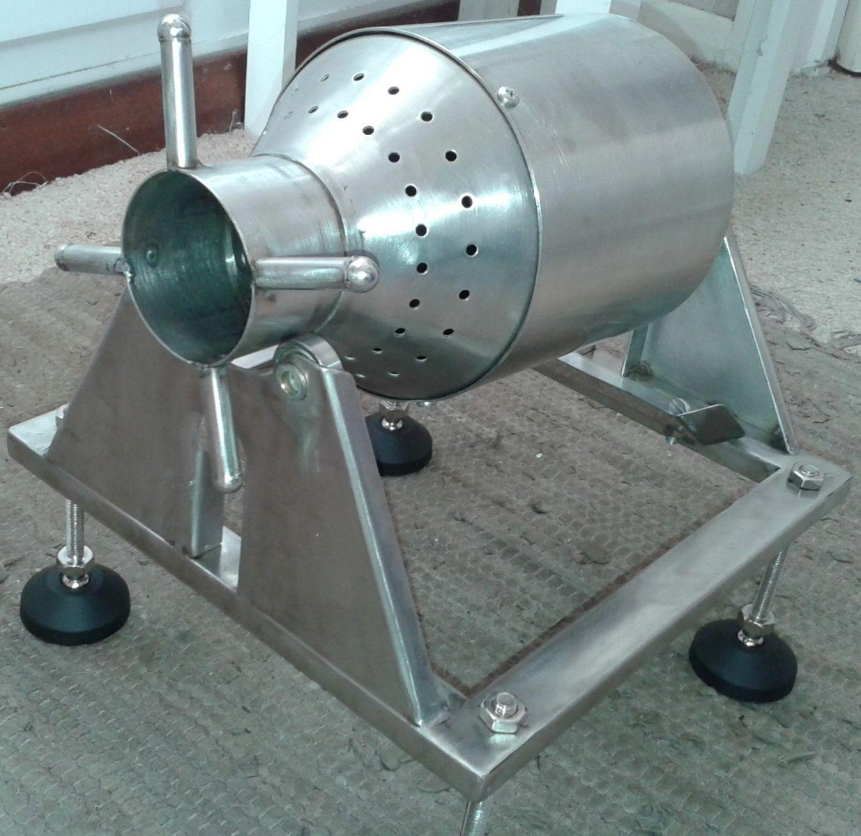 Home Coffee Roaster Hub Classified product photo for [For Sale] Coffee Roaster - Stainless 1