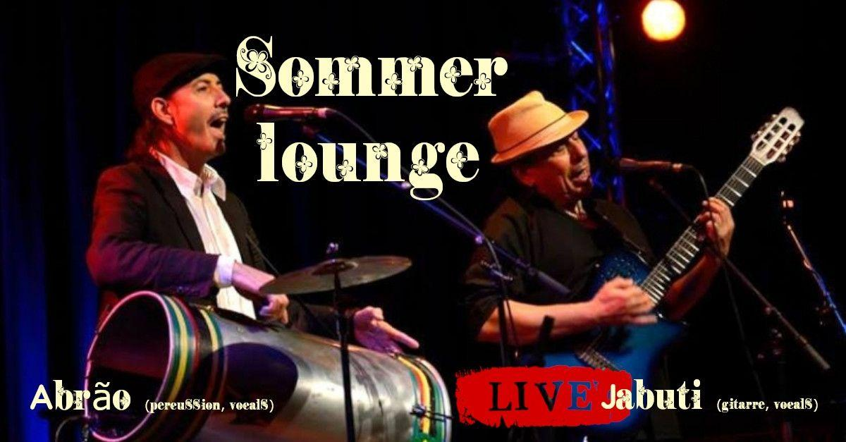 Sommer Lounge - Latin Music live