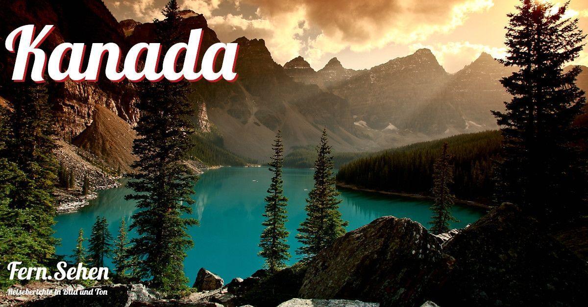 Fern.Sehen im Liegestuhl | Kanada
