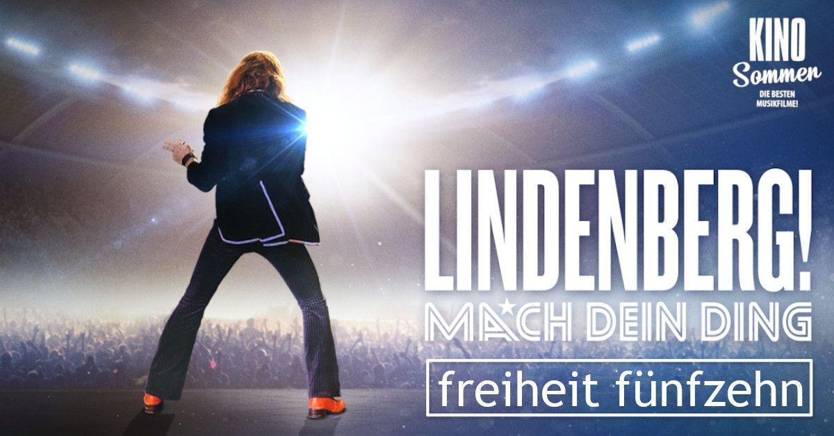 Kino im Liegestuhl | Lindenberg! Mach dein Ding