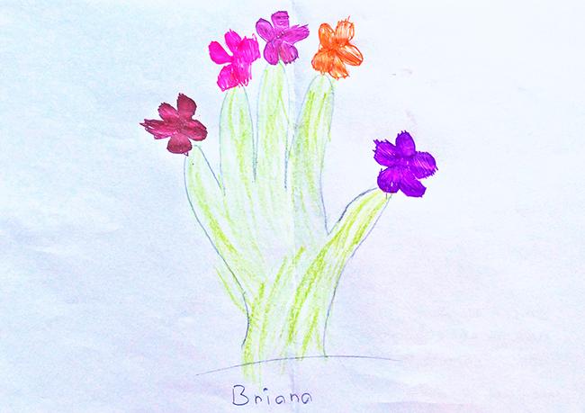 """""""Briana,"""