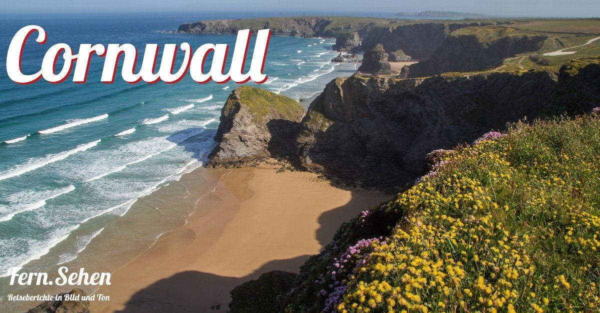 Fern.Sehen im Liegestuhl | Cornwall